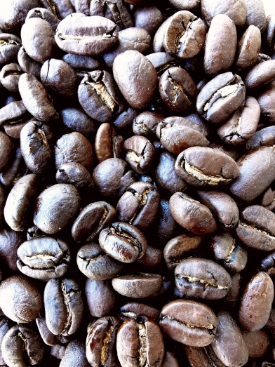 café en grain, coffee beans