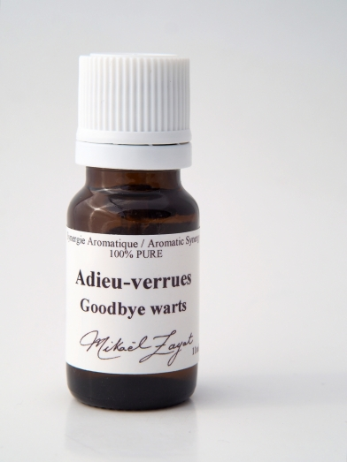 Adieu verrues Goodbye warts